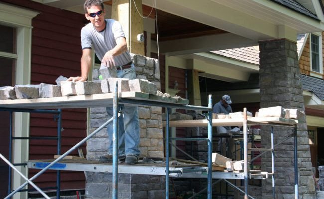 stone mason, Stone Masonry estimates